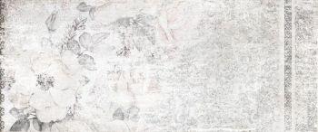 Global Tile (Terrazzo) 10100000039 Плитка облицовочная. Terrazzo Белая. 60*25 03 цветы