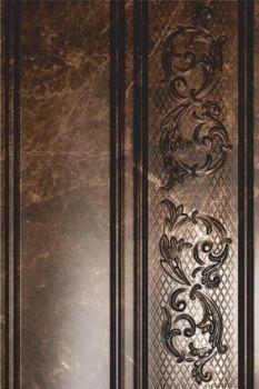 Керамин (Букингем) БУК30/20/20 Плитка облицовочная. Букингем 3 коричневый. 30*20