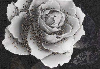 Керамин (Монро) МОН5ДТ1/27.5/40/13/П Декор керамический. Монро 5 40*27,5 тип 1