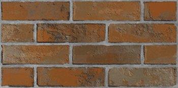 Керамин МАНЧ2/30/60/46.08 Плитка грес глазурованный. Манчестер 2 коричневый. 60*30