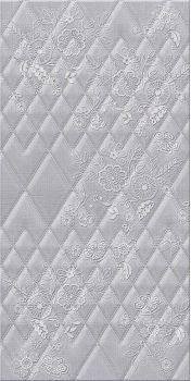 Azori ILLUSIO Grey 31.5*63 плитка настенная 504311101