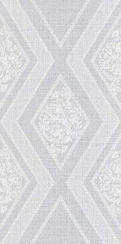 Azori Декор ILLUSIO GREY GEOMETRY 31.5*63  584312004