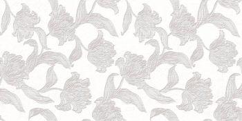 Azori Mallorca Grey Floris 31.5*63 плитка настенная 505171101