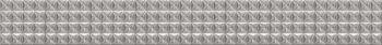 Azori Бордюр Pandora Grey Geometry 63*7.5  585711002