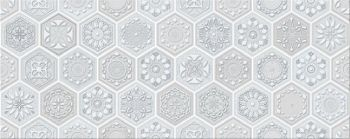 Azori Декор RIVIERA FAVO 20,1*50,5 плитка настенная 586382002