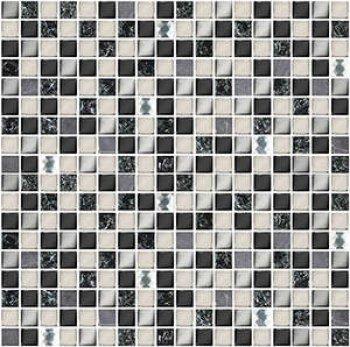 Azori Мозаика 30*30 VELA NERO 707423001