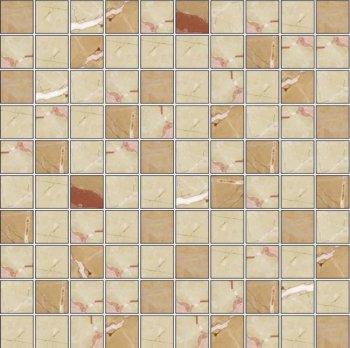 Kerasol (Armonia by Kerasol) Мозаика керамическая Armonia Benidorm Mix 2 Dorado/Crema 30,8x30,8