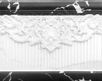Kerasol (Armonia by Kerasol) Бордюр настенный Armonia Estatuaria Isabel Blanco Zocalo 20x25