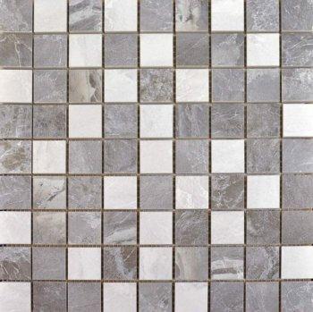 Kerasol Мозаика керамическая Persia Mix 2 Gris/Perla 30,8x30,8