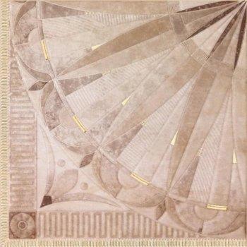 Kerasol Декор напольный Latina Roseton P-3005 42,5x42,5