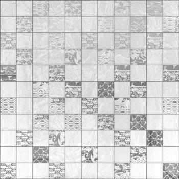 AltaCera Glent Mosaic Vesta Silver DW7MSV00 Декор 305х305
