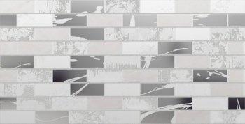 AltaCera Вставка декоративная Glent White DW9GLW00 500*249*9