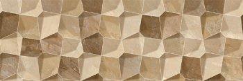 Novacera LE 93907A-F10. 30x90 Marble Beige Decor Estrellas Rectificado керамическая плитка для стен