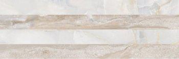 Novacera  NC93007BL. 30x90 NC Royal Lineare Silver Rettificato керамическая плитка для стен