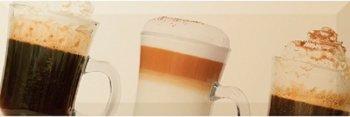 Absolut Keramika Decor Coffee Glass 04 A 10x30