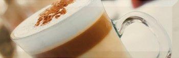 Absolut Keramika Decor Coffee Glass 04 B 10x30