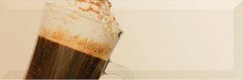 Absolut Keramika Decor Coffee Glass 04 C 10x30