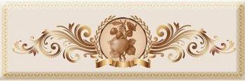 Absolut Keramika Decor Medallion Fruits 03 10x30