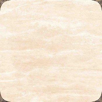 Керамическая плитка Eurotile напольная Lia Biege 130 бежевая 49,5*49,5