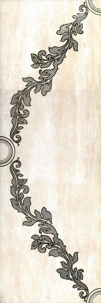 Eurotile декор Lia Biege 30 29,5*89,5
