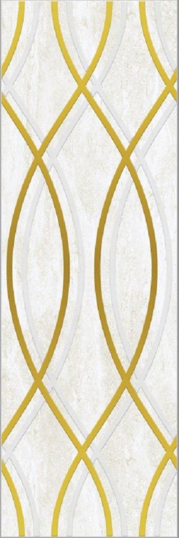 Eurotile декор Lia light 34 светлый 29,5*89,5
