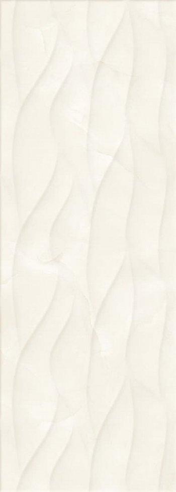 Керамическая плитка Eurotile стена MARBELIA 663 (рельеф) 29,5*89,5