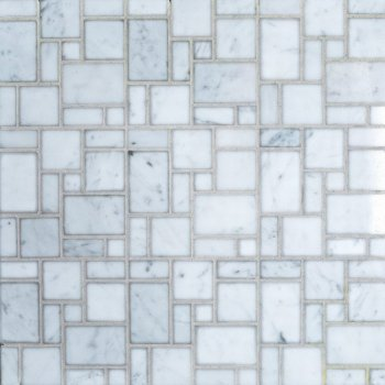ORRO  Bianco Carrara Random Square 305*305*10 мм