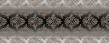 Березакерамика (Бристоль) Бристоль Плитка настенная черный 20*50