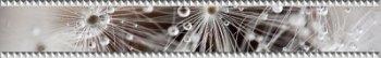Березакерамика (Джерси) Фриз Джерси белый 9,5*60