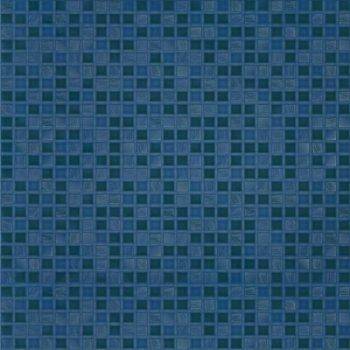 Березакерамика (Квадро) Квадро G синяя 42*42