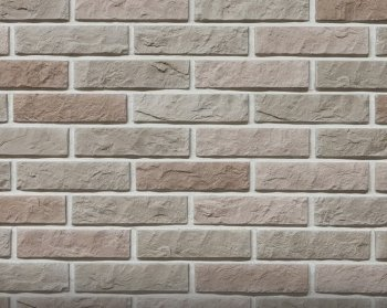 Камолов Декоративный камень, гипс Дикий кирпич Луксор 210х54х10 В упаковке 0,79