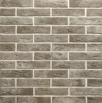 Камолов Декоративный камень, гипс Немецкий кирпич Скальный (Premium) 240х53х6 В упаковке 1,0