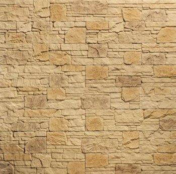 Камолов Декоративный камень, гипс Сланец Алпачи племенной (Premium) 400х95х12 291/241х94/188х12 404/254х95/19х12 В упаковке 1,02