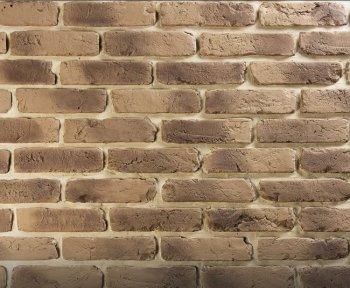 Камолов Декоративный камень, бетон Имперский кирпич КИПМ0116 260х70х15 В упаковке 0,57