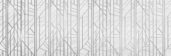 Delacora (Timber Gray) Slate DW15SLT15 Декор 253*750