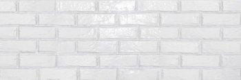 Delacora (Blur Magic) Brick White Gloss WT15GSS00 Плитка настенная 253*750