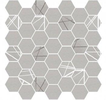 Delacora (Baffin Gray) Mosaic Baffin Gray Dark DW7BFN25 Декор 316х297