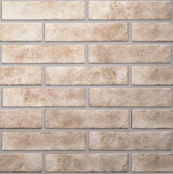GoldenTile (Baker street) BrickStyle 250х60х10 светло-бежевый 22V020