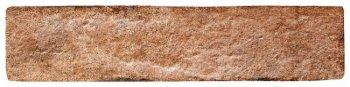 GoldenTile (Seven Tones) BrickStyle 250х60х10 оранжевый 34Р020