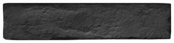 GoldenTile (The Strand) BrickStyle 250х60х10 черный 08С020
