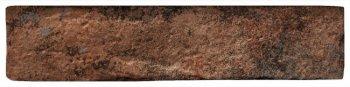 GoldenTile (Westminster) BrickStyle 250х60х10 оранжевый 24Р020