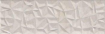 Creto (Crystal) SDC20W29310B Декор Crystal Ivory W M/STR 30x90 R Satin 1