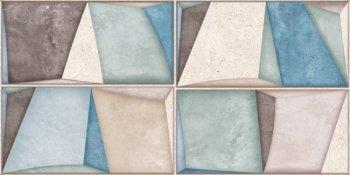 New Trend  (Artwork) Artwork Cord WT9COR11 Плитка настенная 249*500*8,5
