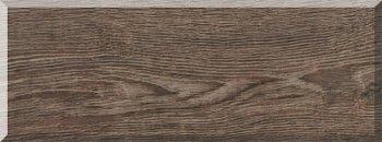 Alma ceramica Liberi Плитка настенная (150х400х9) Merbau коричневая TWU06MRB404