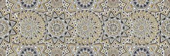 Уралкерамика (Alma Ceramica) Harisma Декор настенный (200х600х9) центр DWU11HRS428