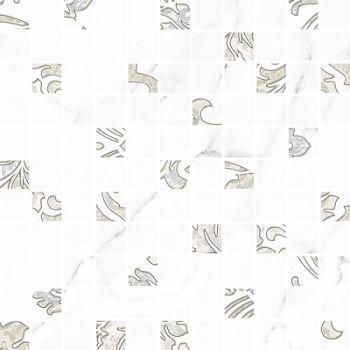 Уралкерамика (Alma Ceramica) Ilana Мозаика настенная (300х300х10) MWU30ILN04R