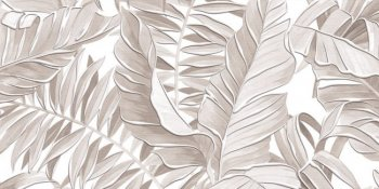 Уралкерамика (Alma Ceramica) Bonita Декор настенный (249х500х7,5) DWU09BNT004