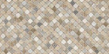 Уралкерамика (Alma Ceramica) Плитка настенная (243х494х8,5) Lorens мозаика TWU09LRS47R