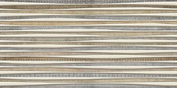 Уралкерамика (Alma Ceramica) Плитка настенная (243х494х8,5) Lorens полоса TWU09LRS74R