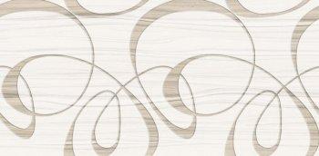 Уралкерамика (Alma Ceramica) Декор настенный (249х500х7,5) Plesso DWU09PLS004